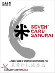 Board Game: Seven Card Samurai