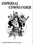 RPG Item: Imperial Commander