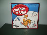 Board Game: Chicken or Egg?