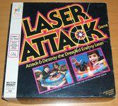 Board Game: Laser Attack