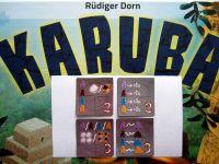 Board Game: Karuba extension: bonus tiles