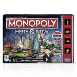 Board Game: Monopoly: Here & Now (Buzzfeed edition)
