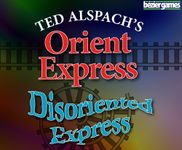 Board Game: Age of Steam Expansion: Orient Express & Disoriented Express