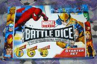 Board Game: Marvel Heroes Battle Dice