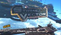 Video Game: Strike Vector