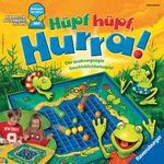 Board Game: Hop Hop Hooray!