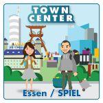 Board Game: Town Center: Essen / SPIEL
