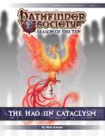 RPG Item: 10-00: The Hao Jin Cataclysm