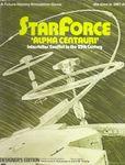 Board Game: StarForce 'Alpha Centauri': Interstellar Conflict in the 25th Century