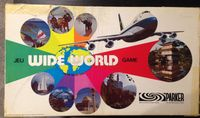Board Game: Wide World