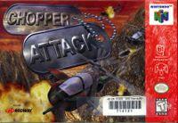 Video Game: Chopper Attack