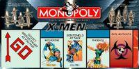 Board Game: Monopoly: X-Men
