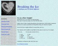 RPG Item: Breaking the Ice (Playtest Version)