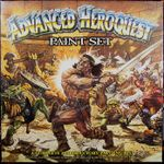 Board Game Accessory: Advanced HeroQuest: Paint Set