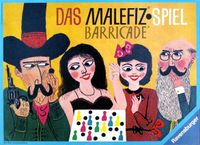 Board Game: Malefiz