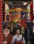 RPG Item: Mists of Akuma: Iconics Tome