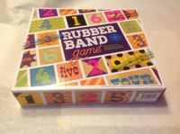 Board Game: Rubber Band Game