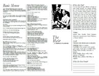 RPG Item: The Heir
