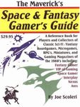 Board Game: The Maverick's Space & Fantasy Gamer's Guide