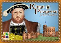 Board Game: Kings Progress