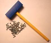 Board Game: Hammer & Nails