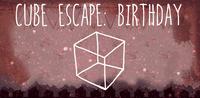 Video Game: Cube Escape: Birthday