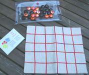 Board Game: Wali, Yoté, Le Furet