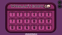 Video Game: Woman's body