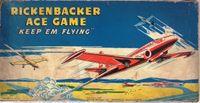 Board Game: Rickenbacker Ace Game: Keep em Flying