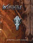 RPG Item: Werewolf: The Forsaken Storyteller's Screen