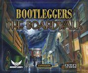 Board Game: Bootleggers: The Boardwalk