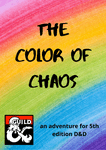 RPG Item: The Color of Chaos