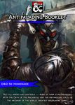 RPG Item: Antipaladin's Booklet (5e)