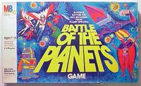 Board Game: Battle of the Planets