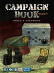 Board Game: Memoir '44: Campaign Book Volume 1
