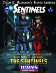 RPG Item: Jacob E. Blackmon's Iconic Legends: The Sentinels