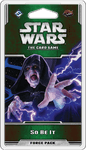 Board Game: Star Wars: The Card Game – So Be It