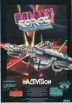 Video Game: Galaxy Force