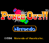 Video Game: Punch-Out!! (1984)