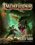 RPG Item: Pathfinder Society Field Guide
