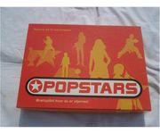 Board Game: Popstars