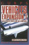 RPG Item: GURPS Vehicles Expansion 1