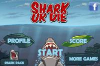 Video Game: Shark or Die