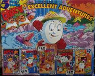 Video Game Compilation: Dizzy's Excellent Adventures