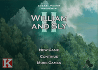 Video Game: William and Sly 2
