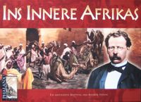 Board Game: Heart of Africa