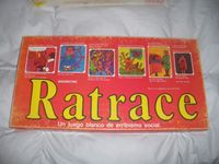 Board Game: Ratrace