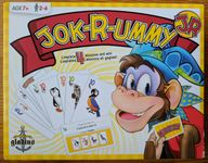 Board Game: Jok-R-Ummy Jr