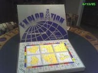 Board Game: Exploration: The Seismic Game of Oil and Gas