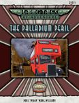 RPG Item: Daring Tales of Adventure 06: The Palladium Peril